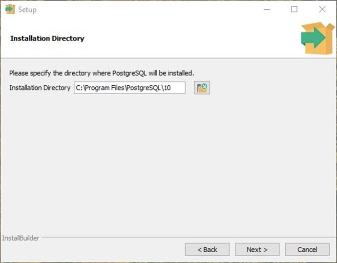 Creating PostgreSQL Database for QGIS – T J  Scientific